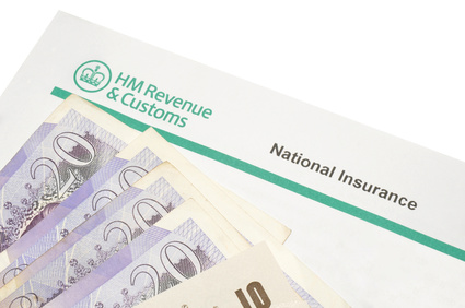 National Insurance Notification Letter