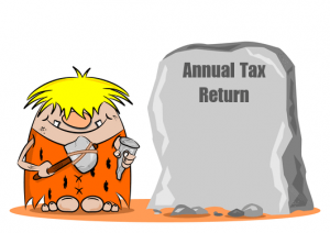 The end of the Tax Return as we know it!