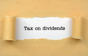 Tax on dividends
